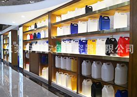 万博客户端手机版manbetx官方网站一楼化工扁罐展区