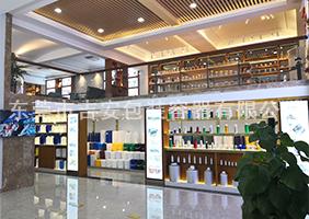 万博客户端手机版manbetx官方网站展厅内景