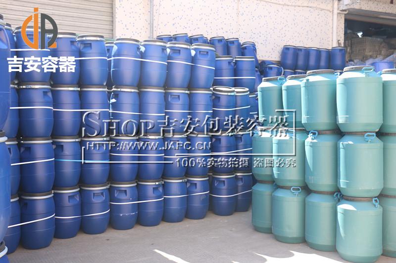 200L双环塑料桶的使用说明及注意事项