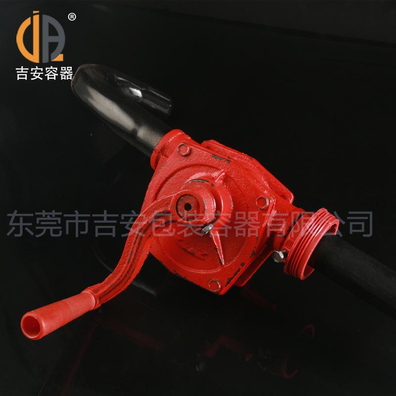 手动双吸边立式油泵(Q110)