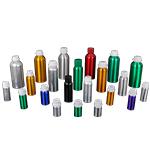 塑料盖铝瓶N1