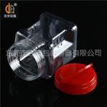 1.2L方透明瓶(G210a)