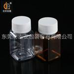 80ml透明、茶色瓶(G201)